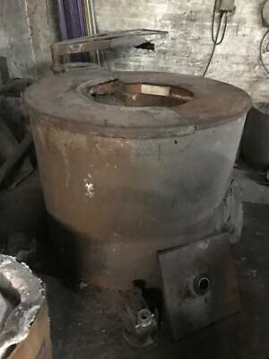 Aluminium Gas Fired Bale Out Furnace / Foundry • 750£