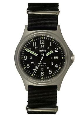 MWC G10BH 12/24 Military Watch With Battery Hatch • 109.99£