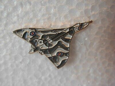 Vulcan Bomber Pin Badge. Iconic RAF Fighter Plane. Brand New. Falklands • 1.50£