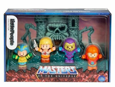 $39.97 • Buy Masters Of The Universe MOTU Collector Set By Fisher-Price Little People