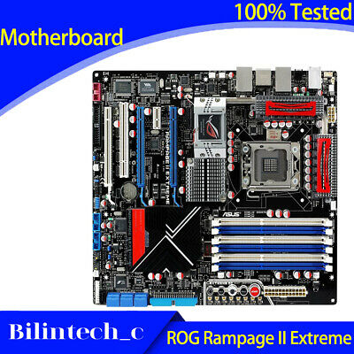 $ CDN213.90 • Buy FOR ASUS ROG Rampage II Extreme X58 Motherboard Support 5650 5690 DDR3 LGA1366