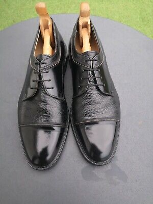 BALLY Prize, Mens 100% Leather, Black Lace-up Oxford Shoes UK 10 E (44).  • 75£