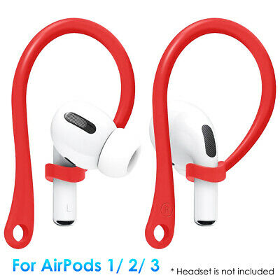 AU3.54 • Buy IC- 1 Pair Anti-lost Ear Hook Earhooks Holder For AirPods Pro Bluetooth Earphone