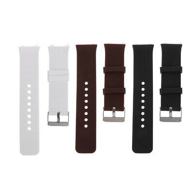 AU10.88 • Buy IC- Adjustable Silicone Watch Strap Wrist Band Replace For DZ09 Smart Bracelets