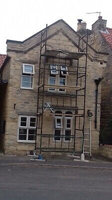 Scaffold Tower Used • 300£