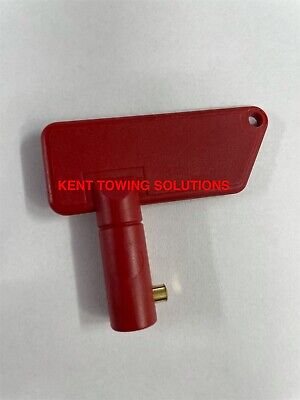 Replacement Ifor Williams Tipper Tipping Trailer Isolator Cut Off Switch Key ✅ • 5.99£