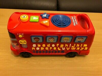 Vtech Playtime Bus With Phonics - Not Working • 2.49£