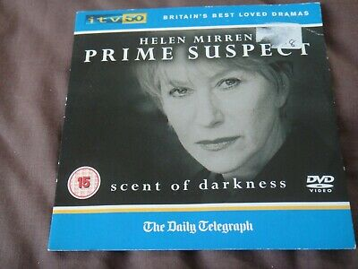 HELEN MIRREN PRIME SUSPECT - Scent Of Darkness -THE TELEGRAPH PROMO DVD • 0.99£