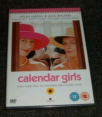 Calendar Girls (DVD, 2004) Helen Mirren • 2.99£
