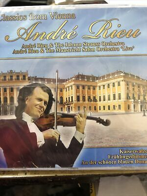 André Rieu : Andre Rieu: Classics From Vienna CD (2010) FREE Shipping, Save £s • 5.99£
