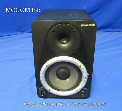 $15 • Buy M-Audio Studiophile DX4 Powered Monitor AS IS