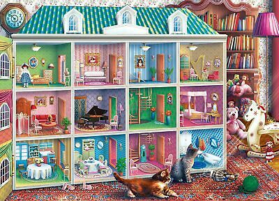 Sophia's Dolls House By Eduard - 1000pc MasterPieces  Inside Out  Jigsaw Puzzle • 28£