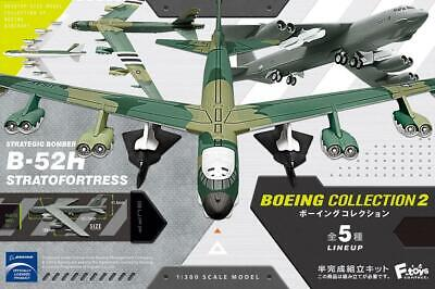 AU175.08 • Buy 1/300 F-Toys B-52H Stratofortress Strategic Bomber Collection Sealed Pack Of 5