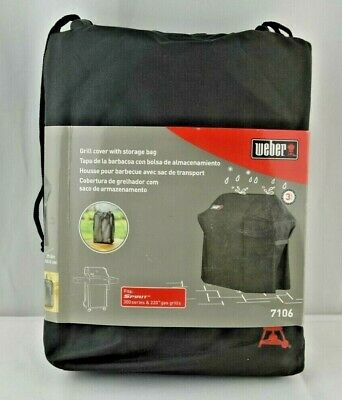 $ CDN60.31 • Buy Weber 7106 Grill Cover For Spirit 220 And 300 Series Gas Grills