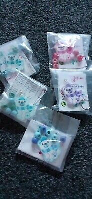 £4 • Buy 5 Make Your Own Polar Bear Keyrings(ideal For Party Bags)