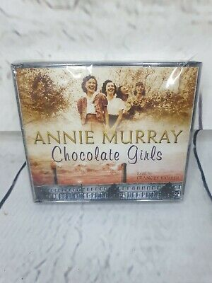 The Chocolate Girls CD Annie Murray Audio Book CD New Sealed • 14.99£