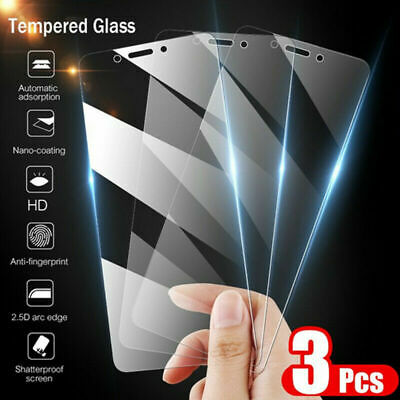$ CDN5.11 • Buy 3Pcs For Samsung S20 Note20 Ultra S10 Plus S9 S8 Tempered Glass Screen Protector