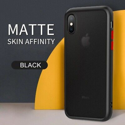 AU7.95 • Buy IPhone XS MAX XR X 8 7 6s Plus Heavy Duty Shockproof Case Cover Shock Proof