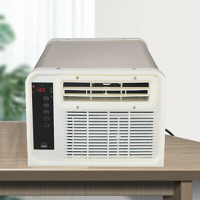AU269 • Buy 900W WINDOW WALL BOX REVERSE CYCLE HEAT+COOL AIR CONDITIONER COOLER Remote Sale