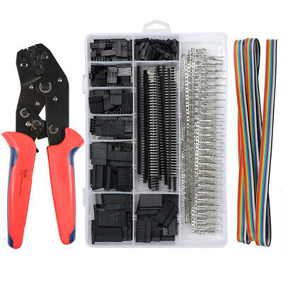 AU16.10 • Buy SN-28B -Dupont Crimping Tool Crimper Connectors Kit For Raspberry PI Arduino Wh