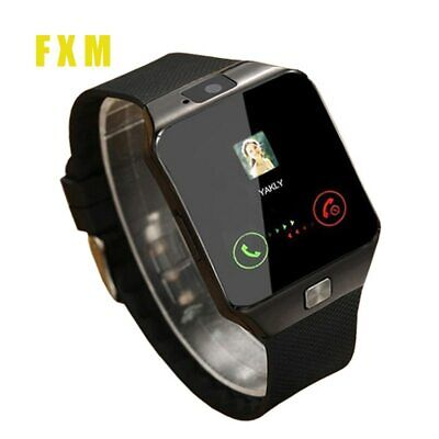 AU30.99 • Buy Call Bluetooth Watches For Men DZ09 Wearable Wrist Phone Watch Relogio 2G SIM