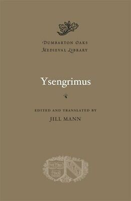 Ysengrimus (Dumbarton Oaks Medieval Library) New Hardcover Book • 29.10£