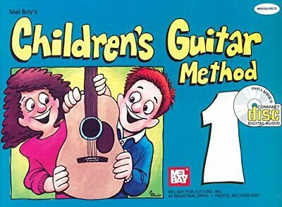 Childrens Guitar Method Volume 1  (Book And DVD), Bay, William, Used; Good Book • 3.62£
