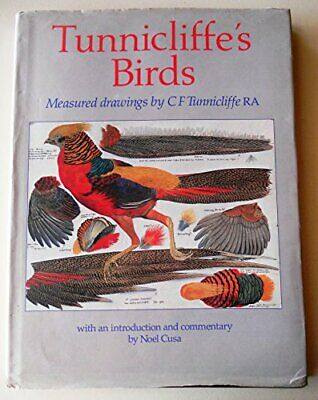 Tunnicliffes Birds: Measured Drawings By C.F. Tunnicliffe • 28.21£