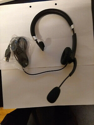 Jabra UC Voice 550 MS Mono USB PC Headset For Skype, Teams, Zoom Etc • 30£