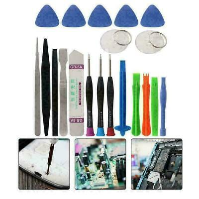 20 In 1 Mobile Phone Repair Tools Kit Spudger Pry Opening Sets I8E1 Tool R3 A9Q5 • 2.85£