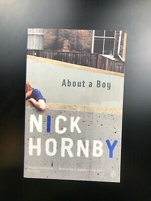£1.50 • Buy About A Boy By Nick Hornby (Paperback, 2000)