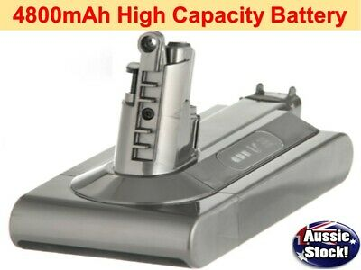 AU79.95 • Buy Replacement Battery For Dyson Cyclone V10 4800mAh 969352-02 SV12 Handheld Vacuum