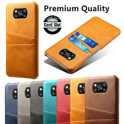 $ CDN8.35 • Buy Luxury Leather Wallet Case For Xiaomi Poco X3 NFC 10T Pro Card Slot Phone Cover