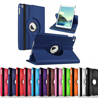 £4 • Buy 360 Rotating Case For Apple IPad Mini 5 4 3 2 Luxury Leather Stand Cover
