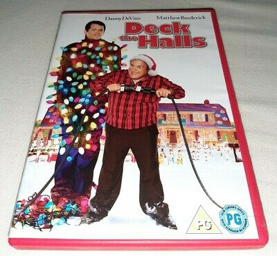 £4.99 • Buy Deck The Halls (2006) Like New Region 2 Dvd. Only Played Once. Fast & Free Post