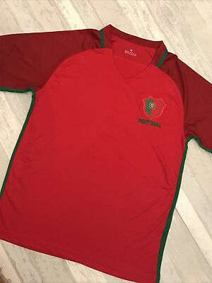 Portugal Ronaldo Sz M Football Top Shirt Memorabilia Football Sports Collectable • 5£