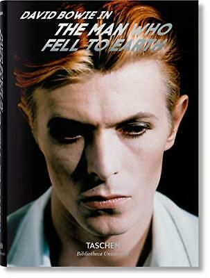 David Bowie: The Man Who Fell To Earth (Bibliotheca Univ By Paul Duncan New Book • 14.37£