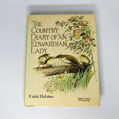 £29.50 • Buy The Country Diary Of An Edwardian Lady By Edith Holden (Hardback, 1977)