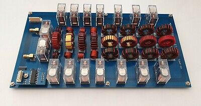 AU499 • Buy  8-Band Automatic Band Pass Filter 1.8-54Mhz 200w PEP