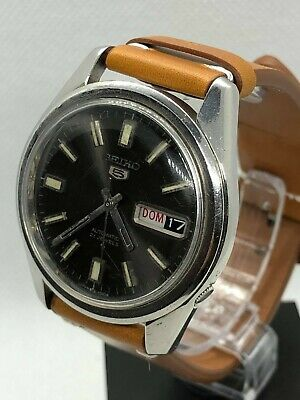 $ CDN153.14 • Buy *Pre-Owned* Watch Seiko 5 Automatic Vintage