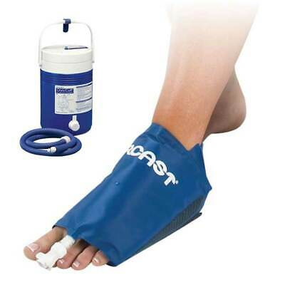 £81.89 • Buy AirCast Foot Cryo/Cuff Therapy Compression