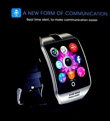 $ CDN33.60 • Buy Q 18 Smart Watch Android Connection