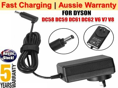 AU17.85 • Buy Battery Charger Adaptor For Dyson ANIMAL V6 V7 V8 DC58 DC59 DC62 Vacuum Cleaner