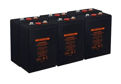 AU2880 • Buy Narada 8.6kWh 12V Off-Grid Deep Cycle Carbon Lead Battery Bank (2V Cells)