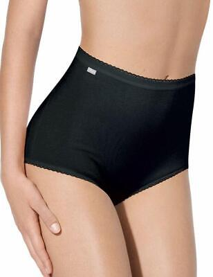 £27 • Buy Playtex Pure Cotton Maxi Stretch Brief P00BQ Womens Value 6 Pack Multipack