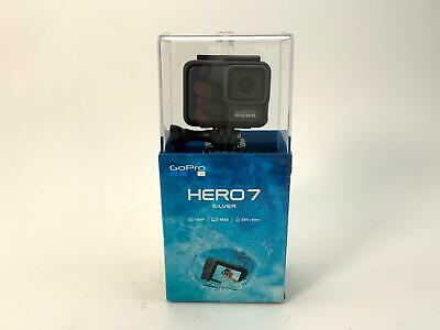 $ CDN213.14 • Buy GoPro HERO7 Hero 7 Silver 4K Waterproof Action Camera  (Silver) CHDHC-601