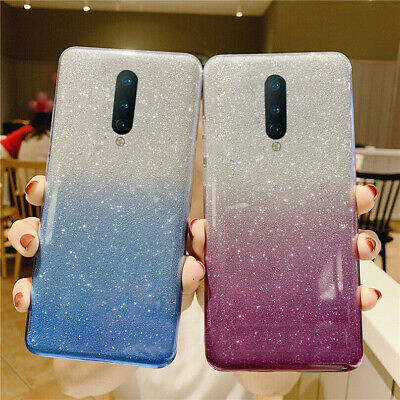 AU5.64 • Buy For Oneplus 8 7 Pro 7T 6T Glitter Bling ShockProof Soft Silicone TPU Case Cover