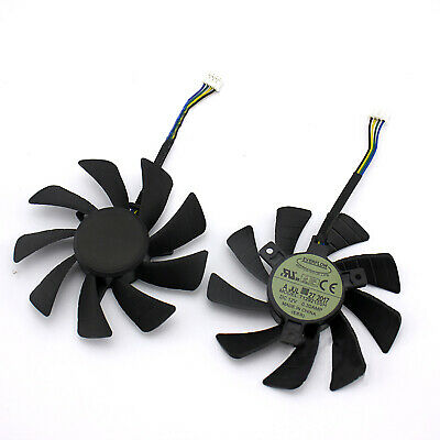 AU11.86 • Buy Cooling Fan Repair Part For Zotac GTX1060 Mini ITX P106-090 Graphic Cards PB