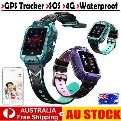 AU67.89 • Buy Kids Smart Watch GPS Tracker WIFI Video Call Face Recognition 4G SOS Waterproof