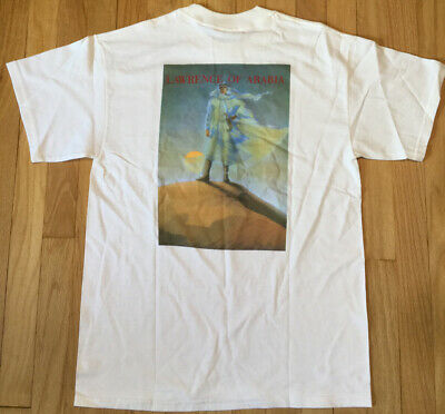 £38.95 • Buy NOS Vintage 90s Lawrence Of Arabia DVD Promo T Shirt M Retro Old Tech Deadstock